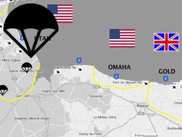 Opération Overlord - 6 juin 1944
